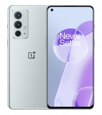 OnePlus 9RT colorways: Silver