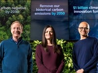 How Microsoft is taking its climate change commitments seriously