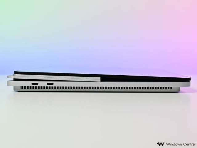 Surface Laptop Studio Studio Mode