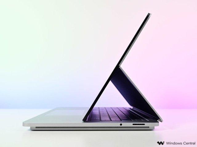 Surface Laptop Studio Stage Mode