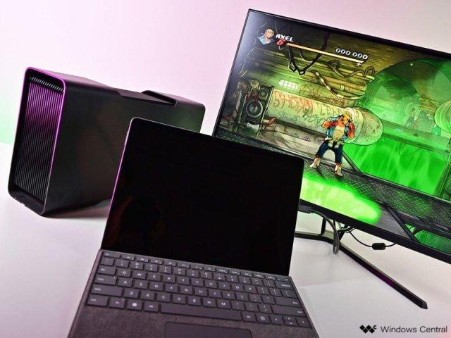 Surface Pro 8 Egpu Razer Gaming