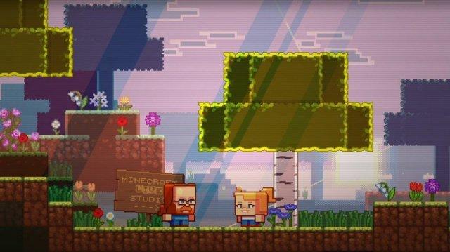 Minecraft Live 2021 Mob Vote Trailer Screenshot