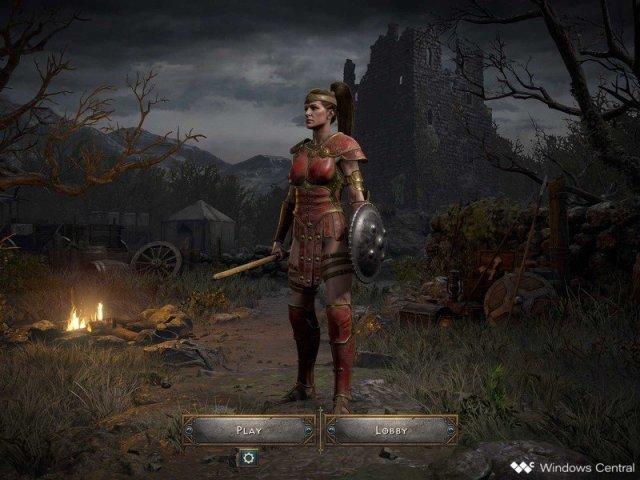 Diablo 2 Resurrected Amazon Title