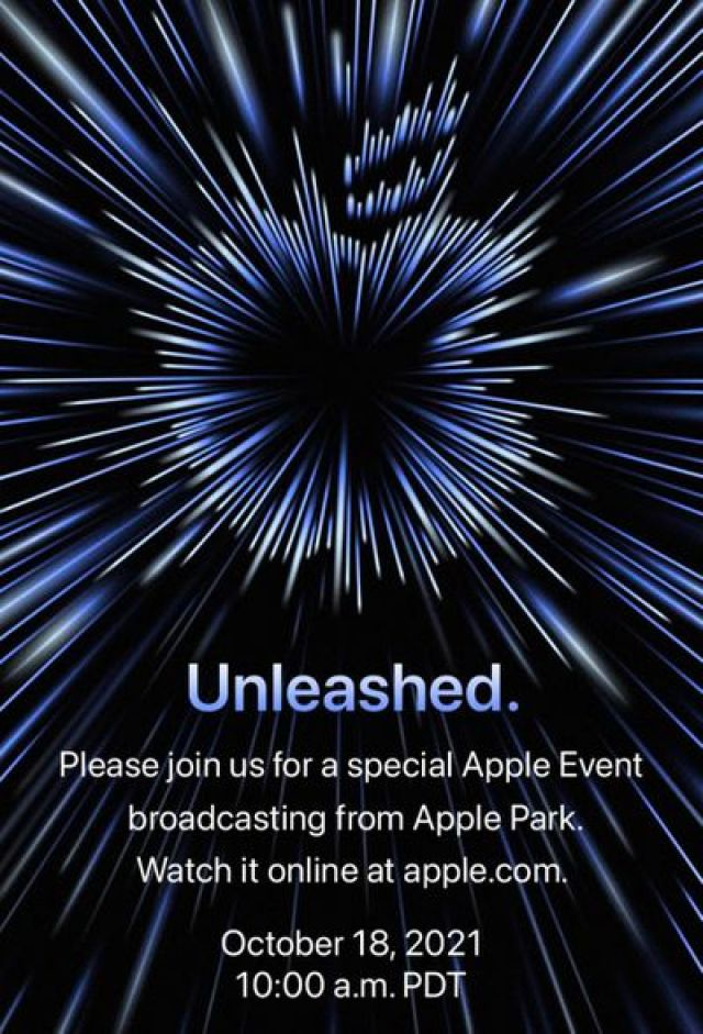 apple event unleashed