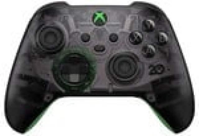 Xbox 20th Anniversary Special Edition Controller Reco