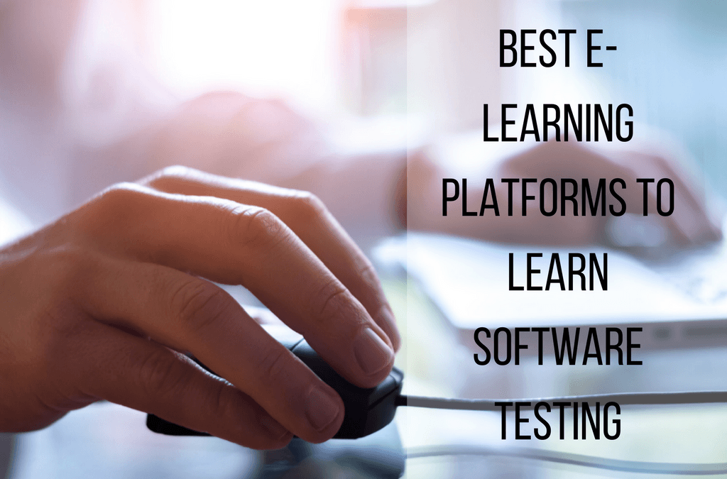 Best E-Learning Platforms to Learn Software Testing Using Selenium Webdriver