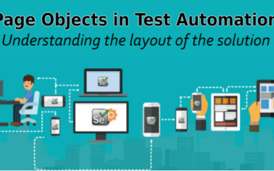 Selenium Tutorial – Page Objects in Test Automation – Understanding the layout of the solution.