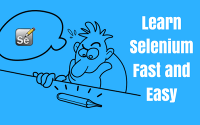 Learn Selenium Fast and Easy on Your Own