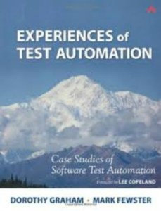 selenium webdriver resources -books - experiences of test automation