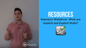 Selenium webdriver resources