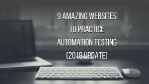 automation practice sites