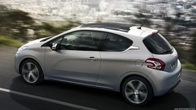Peugeot 208 Active 1 6 E Hdi 92 Etg6 Technische Daten Verbrauch Emissionen