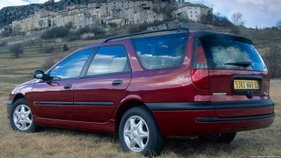 Renault Laguna 1 Phase 2 1 9 Dti Technical Specs Dimensions