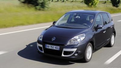 Renault Scenic 3 Phase 1 Dynamique Dci 110 Technical Specs Dimensions