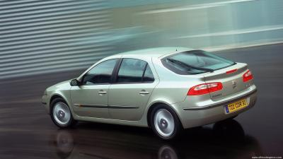 Renault Laguna 2 Phase 1 1 9 Dci 100hp Expression Technical Specs Dimensions