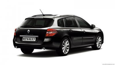 Renault Laguna 3 Phase 1 Grand Tour Privilege 2 0 Dci 175hp Technical Specs Dimensions