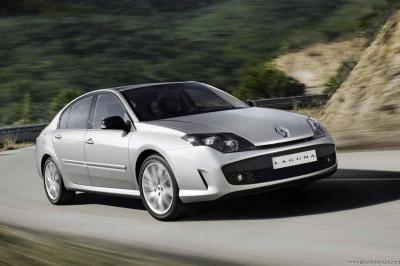 Renault Laguna 3 Phase 1 Dynamique 2 0 Dci 150hp Technical Specs Dimensions