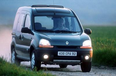 Renault Kangoo 1 Phase 1 1 2 Technical Specs Dimensions