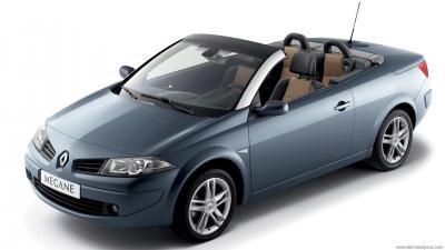 Renault Megane 2 Phase 2 Cabriolet 1 6 16v Extreme Technical Specs Dimensions