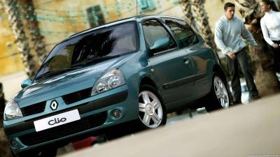 Renault Clio 2 Phase 2 3 Doors 1 2 16v Authentique Technical Specs Dimensions