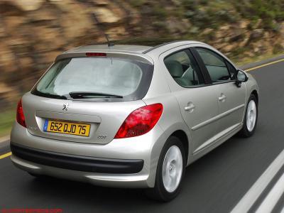 Peugeot 207 3p Envy 1 6 Hdi 92 Fap Technical Specs Dimensions