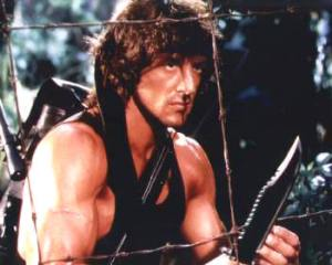 What Type of Knife Did Rambo Use?