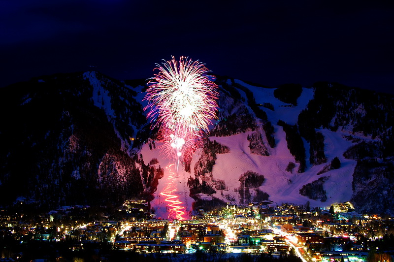 Winterskol Fireworks And Torchlight Descent January 15th