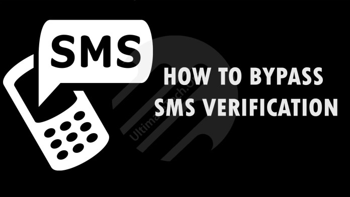 How to Bypass SMS Verification online? No Hacking