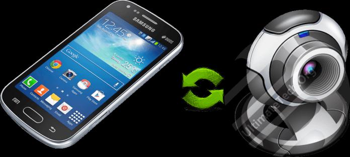 Use Smartphone as Webcam