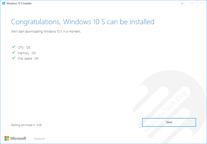 How to Download and Install Windows 10 S?