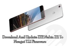 How to Install Android Nougat on Nubia Z11 (Official Firmware) 2
