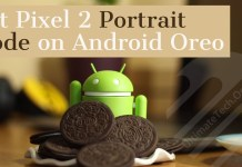 How to Get Pixel 2 Portrait Mode on Android Oreo?