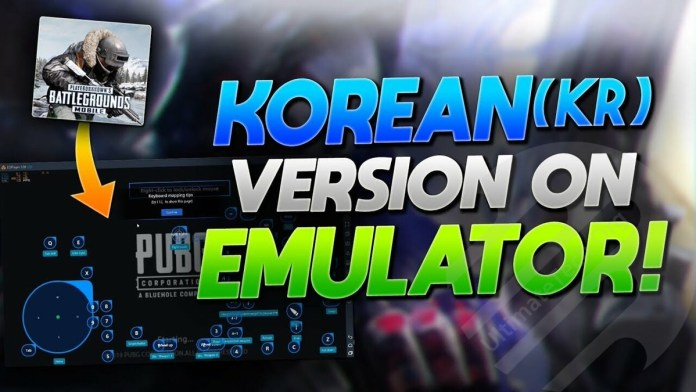Install PUBG Mobile 0.17.0 Korean in Gameloop Emulator [Easy New Method]