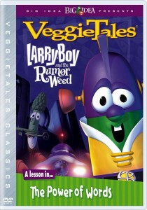 The Ultimate VeggieTales Web Site LarryBoy And The