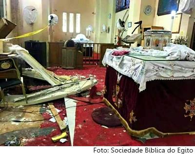 Foto: Sociedade Bíblica do Egito