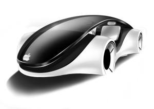 Una delle tante ipotesi della Apple Car (Google)