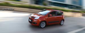 Fiat Panda, leader del mercato in Italia (Google)
