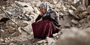Emergenza umanitaria in Siria, uno scatto dai campi profughi di Libano e Giordania in cui siamo al lavoro, e altre immagini della popolazione in fuga della guerra, Roma, 9 settembre 2014. ANSA/UFFICIO STAMPA OXFAM ++ NO SALES, EDITORIAL USE ONLY ++