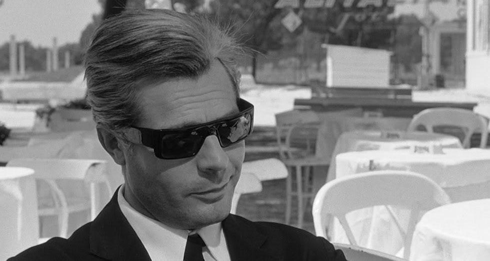 Marcello Mastroianni - 8 e mezzo - Ultima Voce