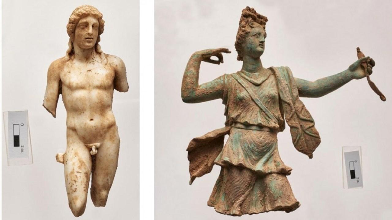 Ecco perché le statue classiche hanno il pene piccolo - Ultima Voce