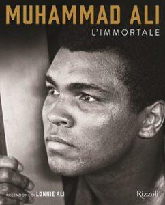 Muhammad Ali l'immortale - Copertina del libro Fonte: Ansa.it