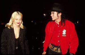 Michael Jackson - Madonna
