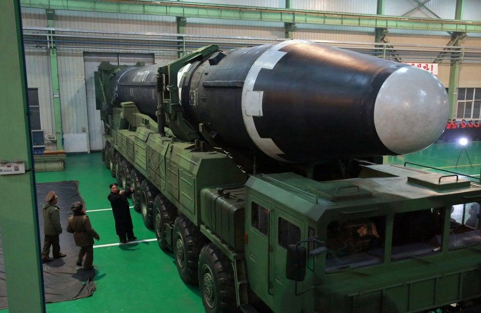 Corea del Nord: Kim e il test con una nuova arma tattica ultramoderna
