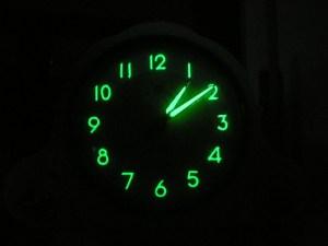 Orologio al radio