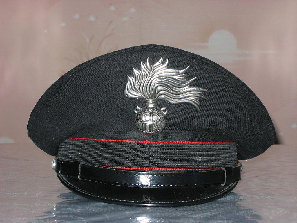 Piacenza sequestrata caserma carabinieri