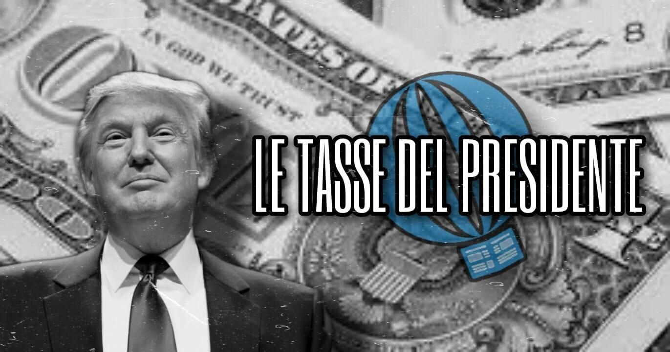 Trump e il fisco