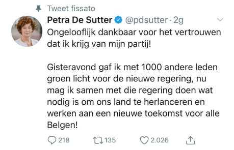 Petra De Sutter