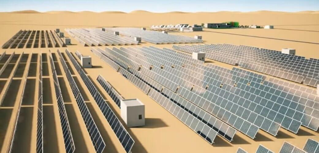 più grande impianto solare del mondo