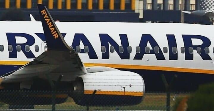 Ryanair e vaccino covid
