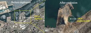 L'esplosione a Beirut:1